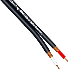 Sommer Cable Onyx 2025 BK